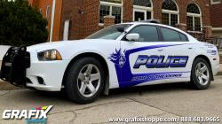 Winfield PD (KS) SRO Charger
