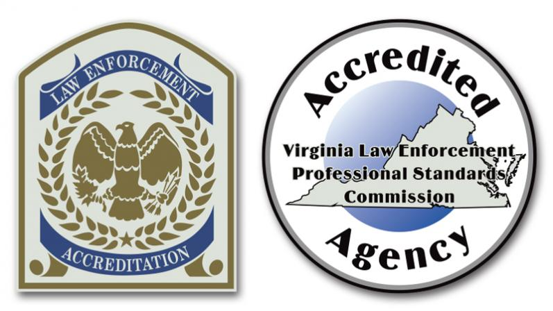 Law Enforcement Accreditation Photos