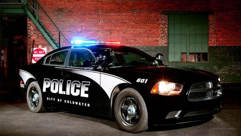 Law Enforcement Vehicle Graphics